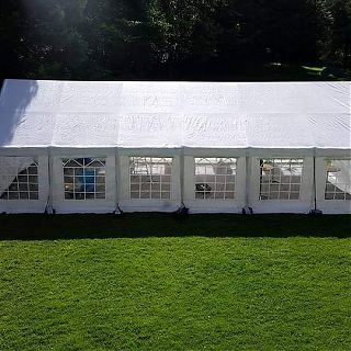 Marquee 12m x 6m