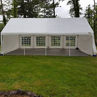 Marquee 8m x 4m