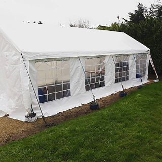 Marquee 8m x 6m