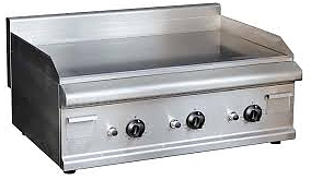 Griddle 3 Phase Freestanding
