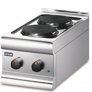 Electric Hob (Two Ring) Single Phase