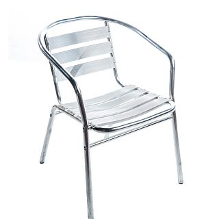 Bistro Chair Chrome