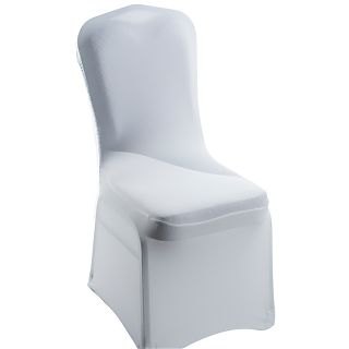 Banquet Chair with White Cover