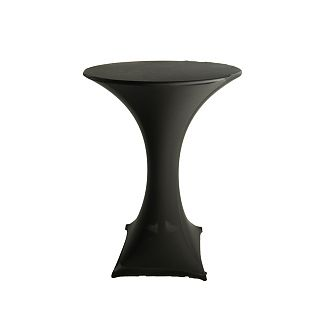Black Pod Table Cover
